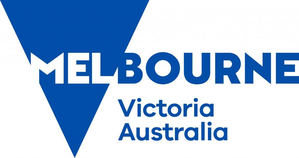 Brand Melbourne Victoria Aust pms 2945 rgb