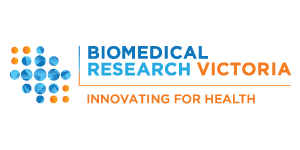 BioMedical Research Victoria logo